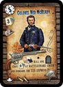 Revolver Colonel Ned McReady card
