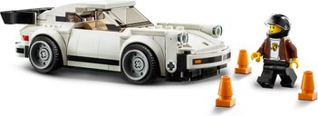 LEGO® Speed Champions 1974 Porsche 911 Turbo 3.0 gameplay