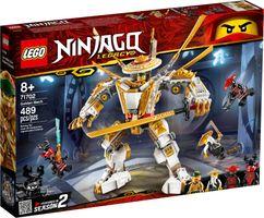 LEGO® Ninjago Golden Mech