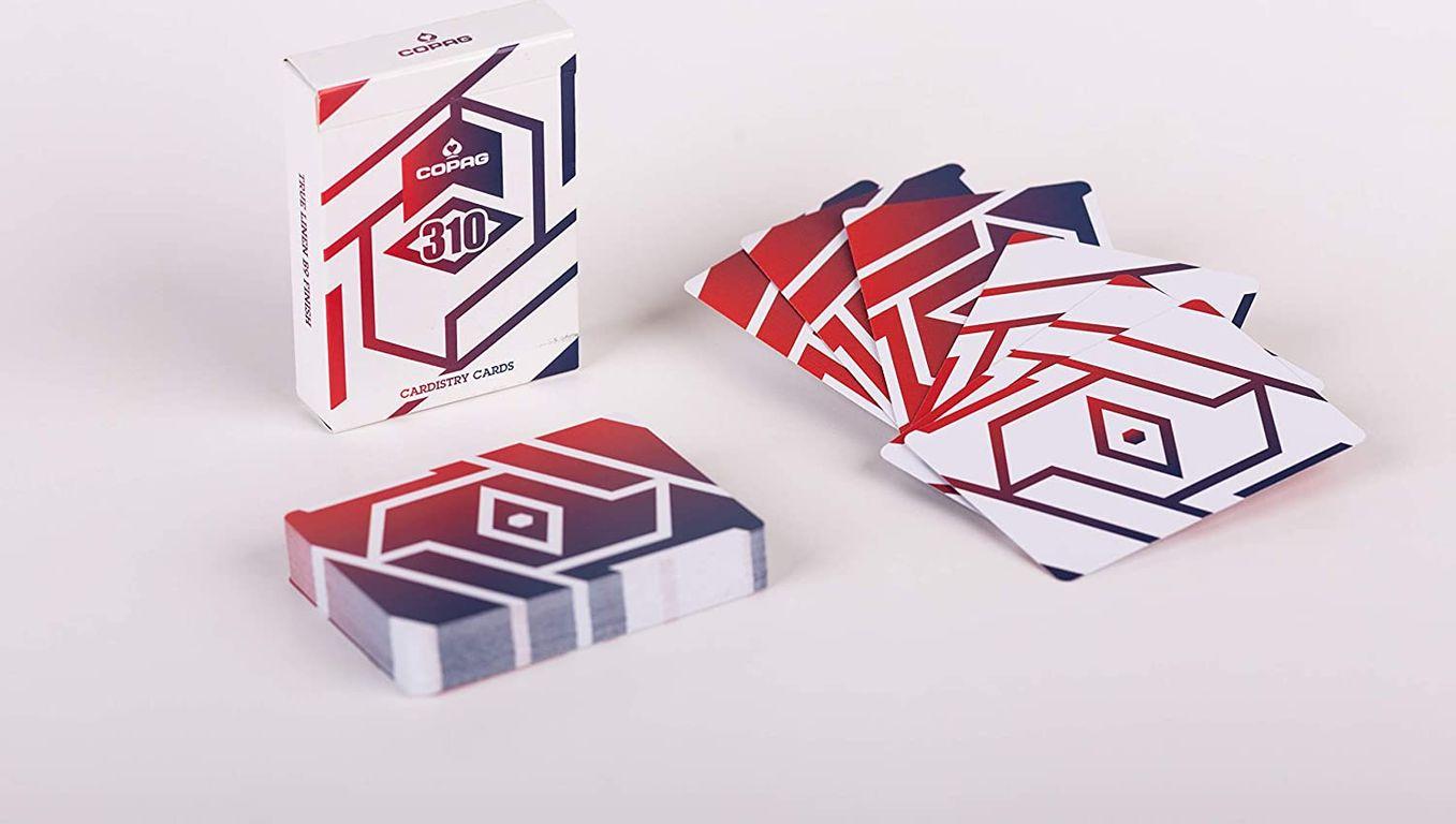 Copag 310 Cardistry Cards cards