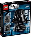 LEGO® Star Wars Darth Vader Bust back of the box