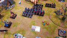 Runewars Miniatures Game gameplay