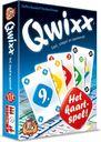 Qwixx Card Game box