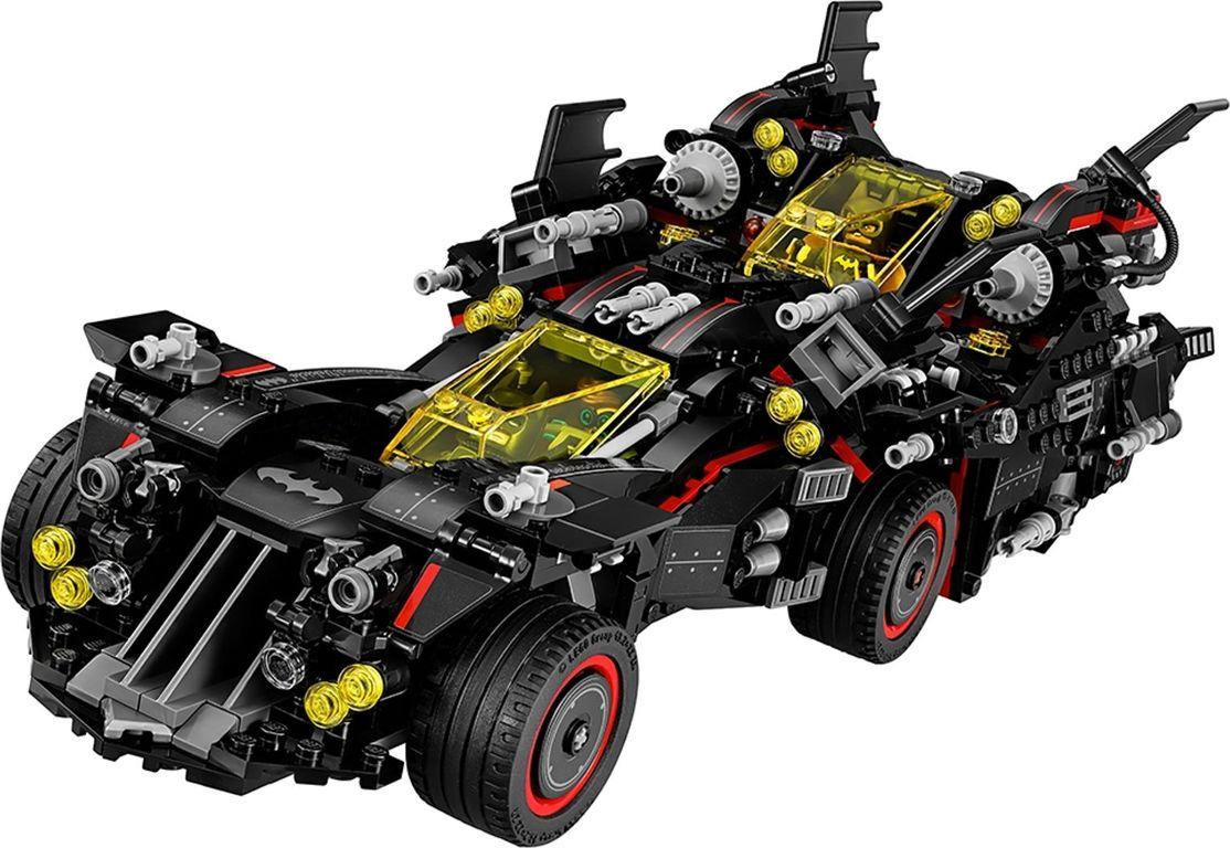 The Ultimate Batmobile gameplay