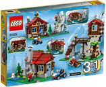 LEGO® Creator Mountain Hut back of the box