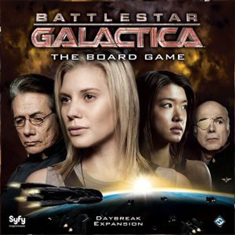 Battlestar Galactica: Götterdämmerung – Erweiterung