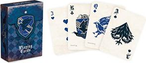 Harry Potter Ravenclaw House Playing Cards cards