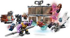 LEGO® Marvel Avengers: Endgame Final Battle gameplay