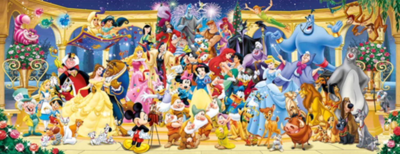 Disney group photo