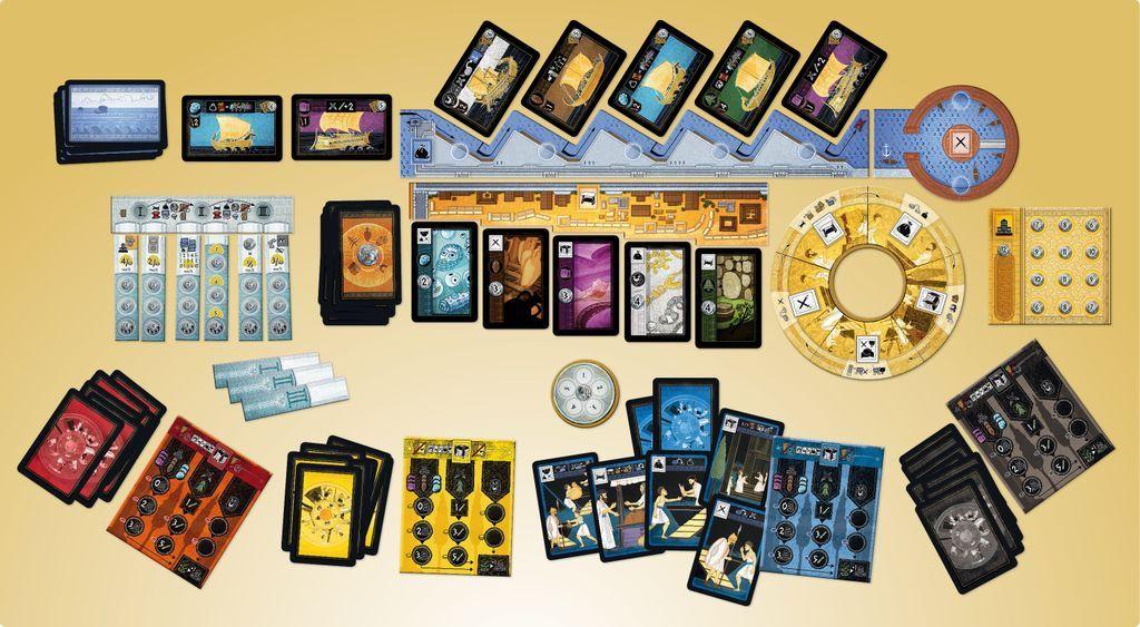 Carthago: Merchants & Guilds components