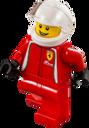 LEGO® Speed Champions Ferrari 458 Italia GT2 minifigures