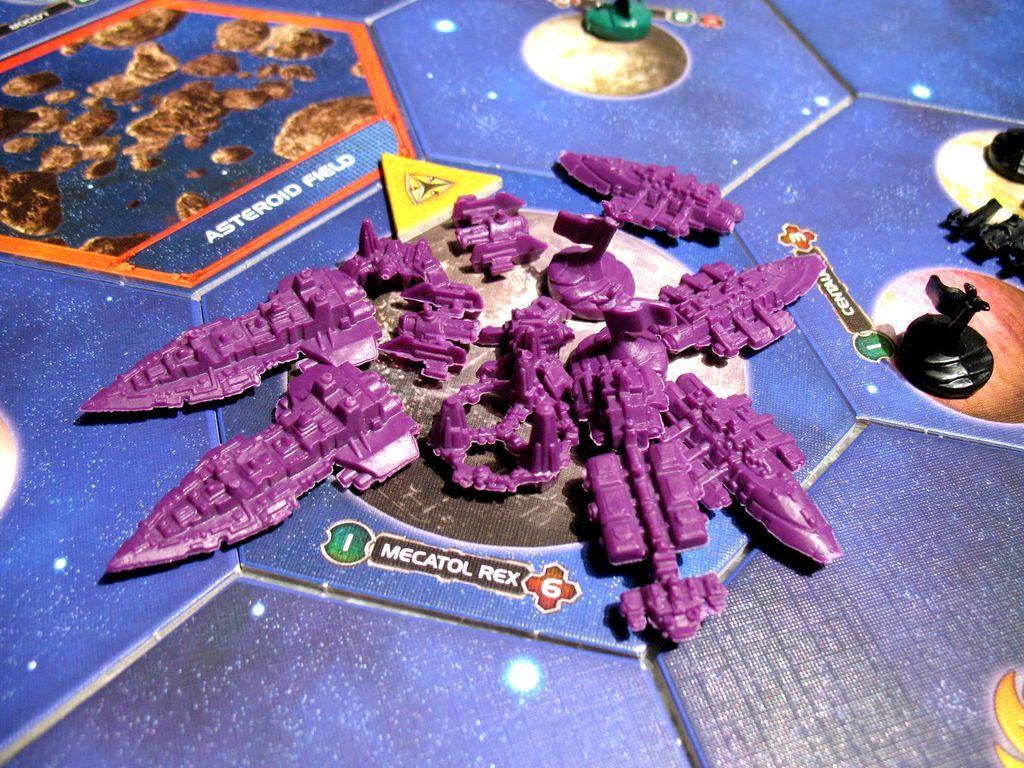 Twilight Imperium (Third Edition) spaceship