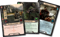 The Lord of the Rings: The Card Game - Heirs of Númenor cards