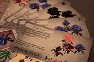 Rare Roses cards