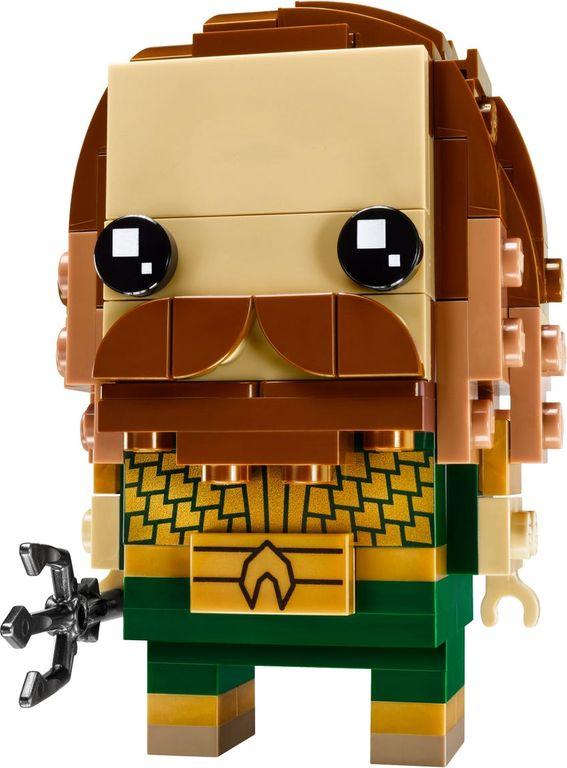 LEGO® BrickHeadz™ Aquaman™ components