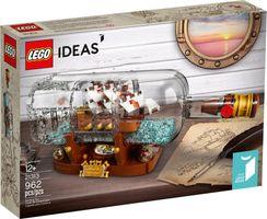 LEGO® Ideas Ship in a Bottle