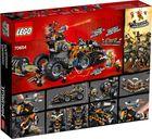 LEGO® Ninjago Dieselnaut back of the box