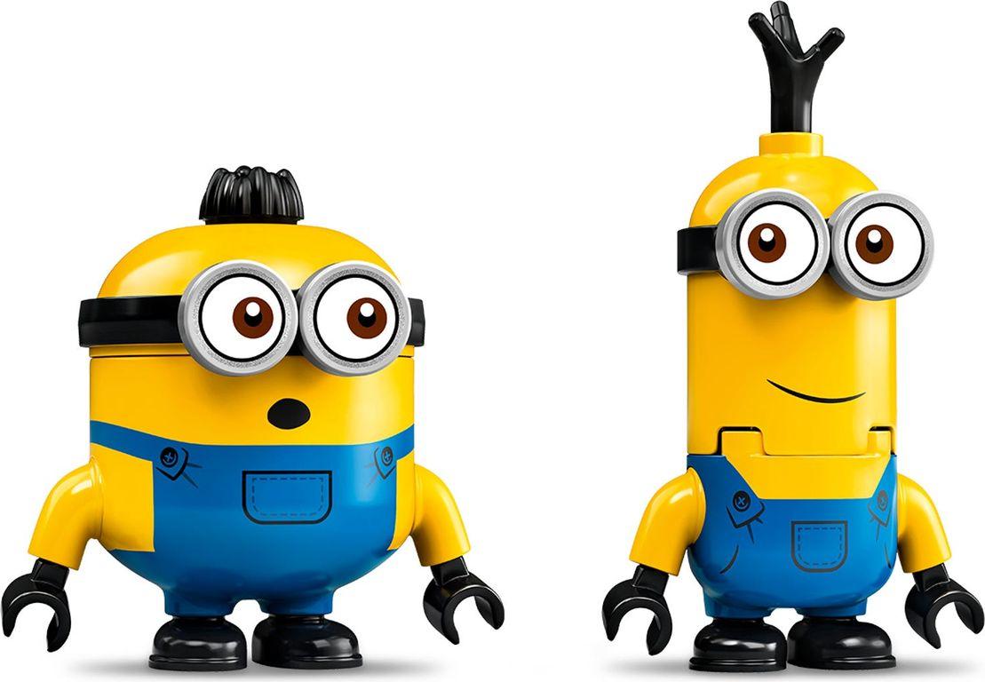 LEGO® Minions Minions in Gru's Lab minifigures