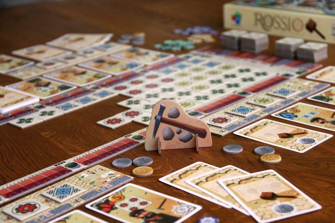 Rossio gameplay