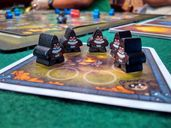 Dwar7s Fall: Empires Expansion components