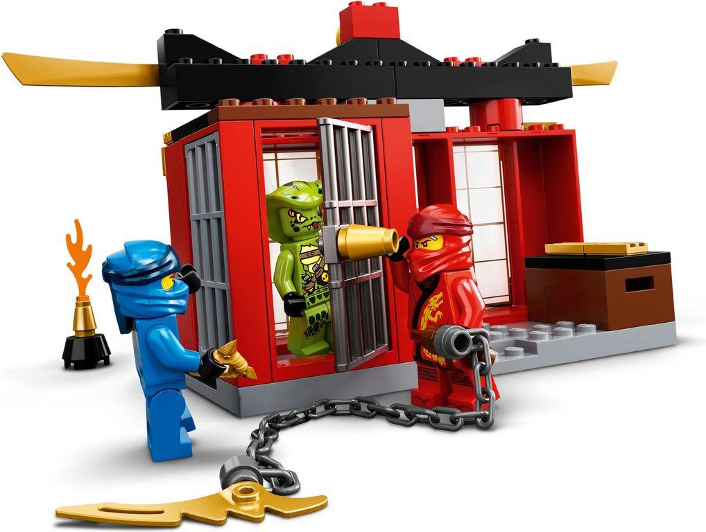LEGO® Ninjago Storm Fighter Battle gameplay