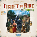 Ticket to Ride: Europa – 15th Anniversary