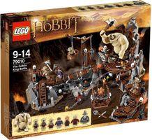 LEGO® The Hobbit The Goblin King Battle