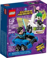 LEGO® DC Superheroes Mighty Micros: Nightwing™ vs. The Joker™