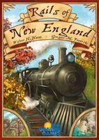 Rails of New England