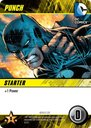DC Comics Deck-Building Game Punch card