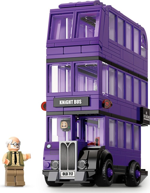The Knight Bus™ components