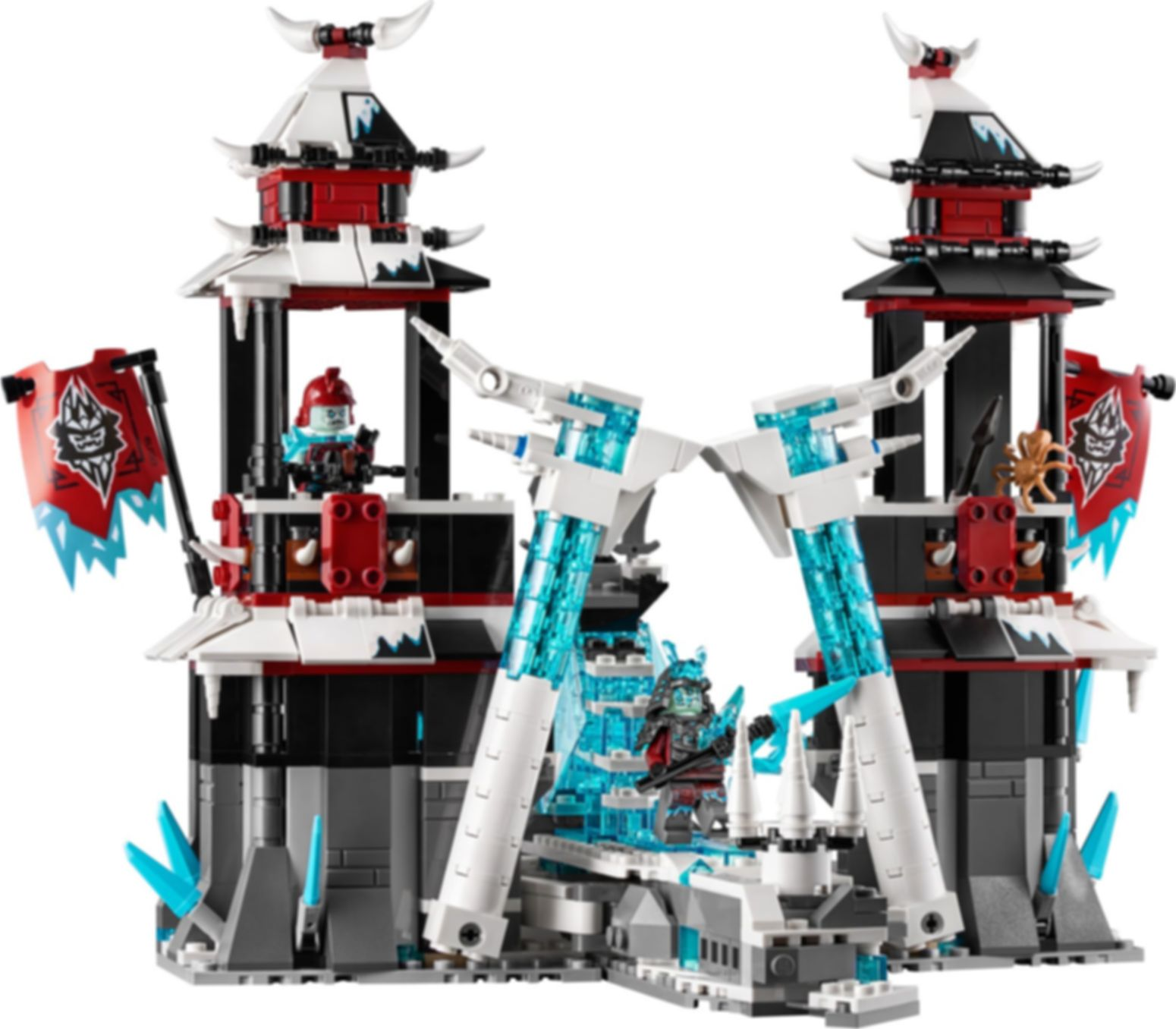 LEGO® Ninjago Castle of the Forsaken Emperor gameplay