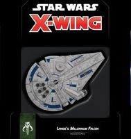 Star Wars: X-Wing (Second Edition) - Lando's Millennium Falcon Expansion Pack