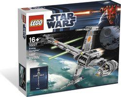 LEGO® Star Wars B-wing Starfighter