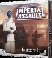 Star Wars: Imperial Assault – Tiranos de Lothal