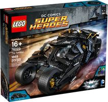 LEGO® DC Superheroes The Tumbler