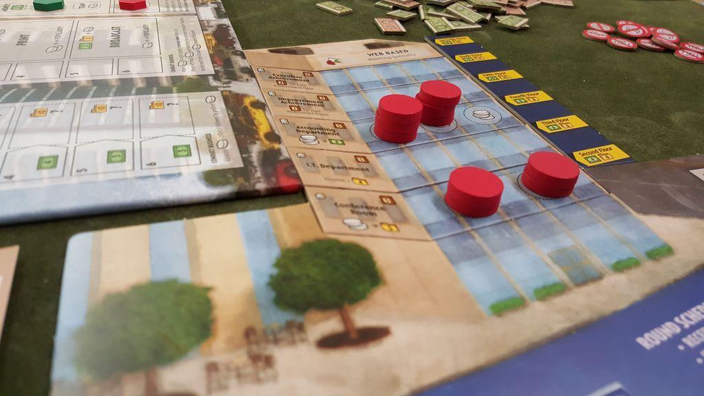 Ground Floor gameplay