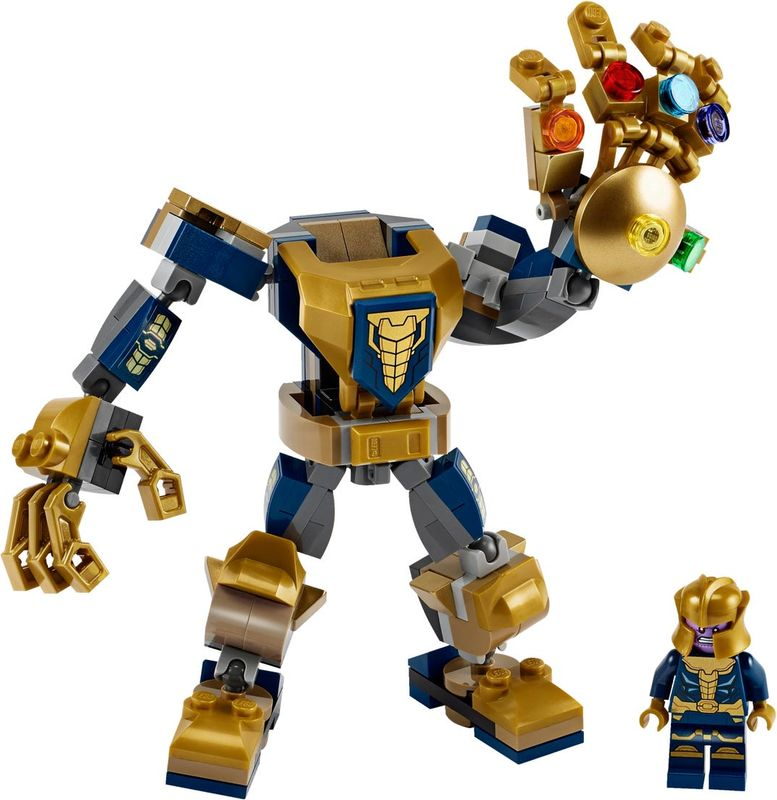 Thanos Mech components