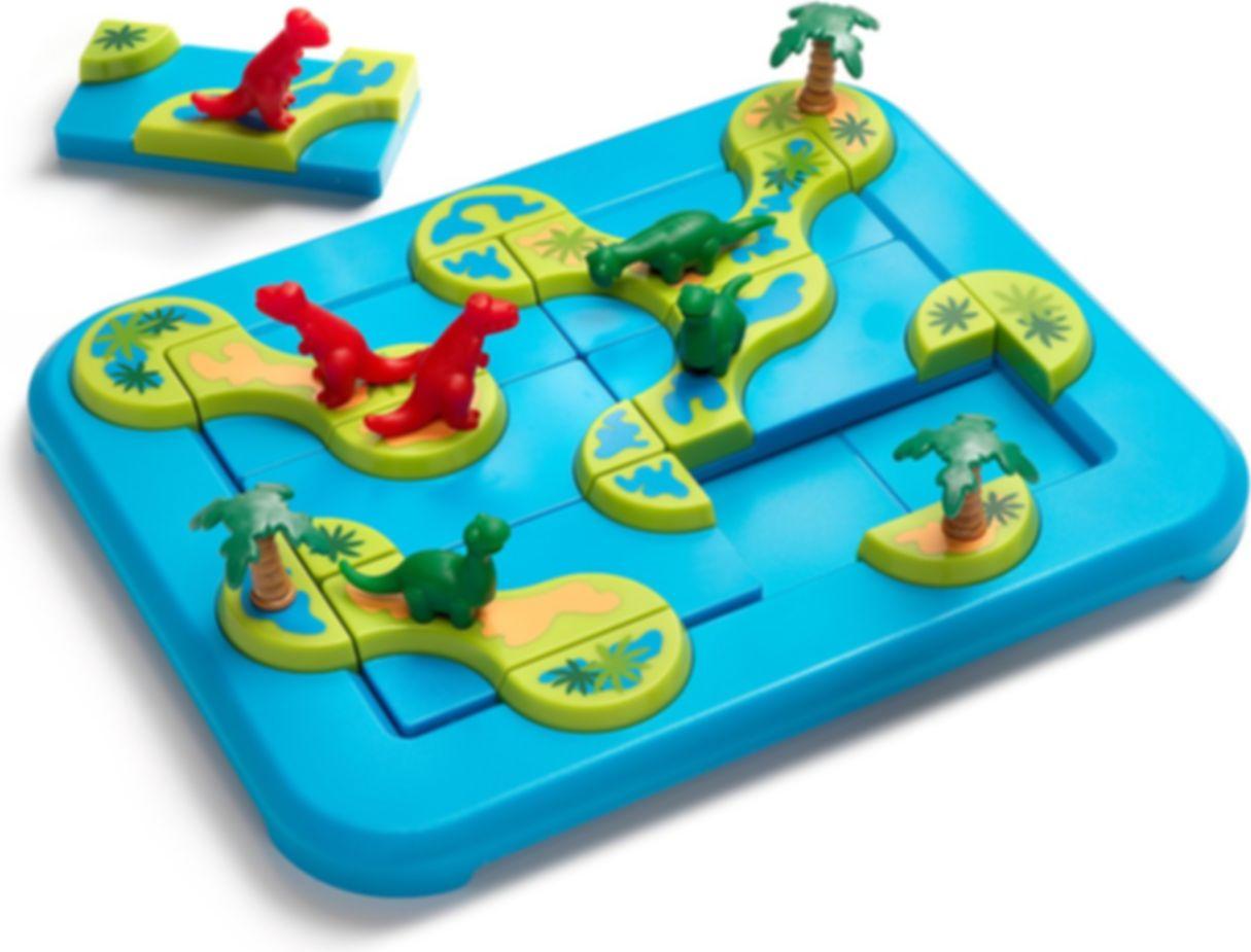 Dinosaurs: Mystic Islands gameplay