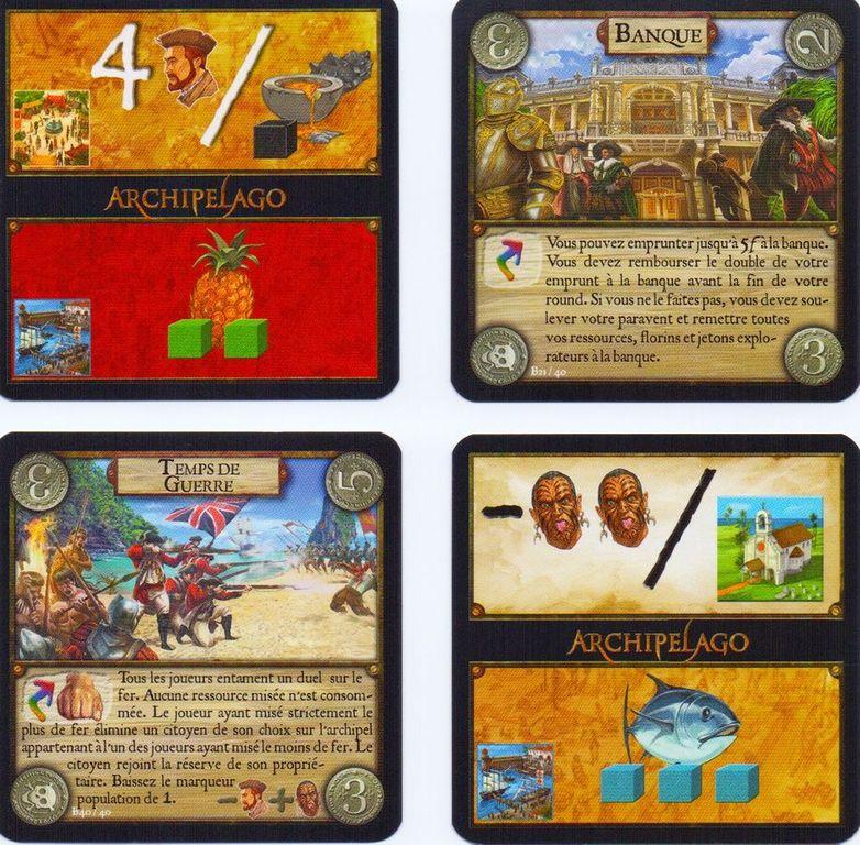 Archipelago: War & Peace cards