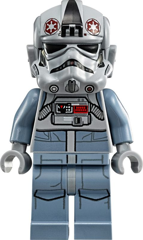 AT-AT™ Microfighter minifigures