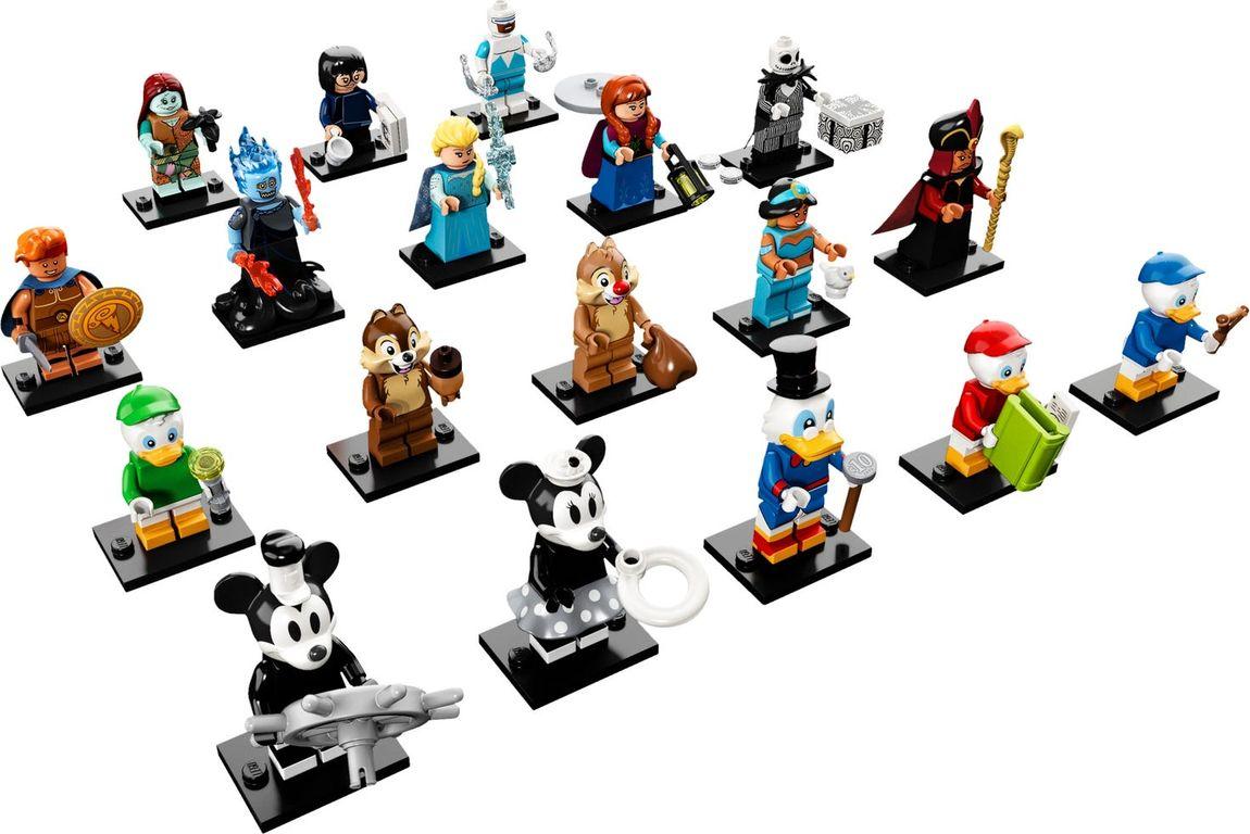 LEGO® Minifigures Disney Series 2 components