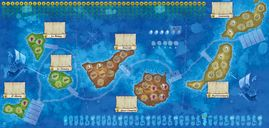 West of Africa game board