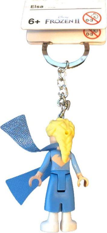 Disney Frozen 2 Elsa Key Chain back side