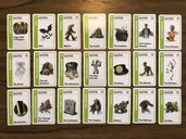 Monster Fluxx cards