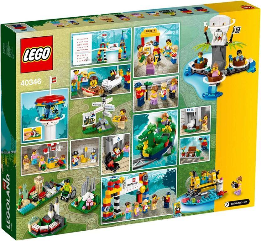 LEGOLAND back of the box