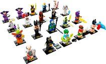 THE LEGO® BATMAN MOVIE Series 2 minifigures