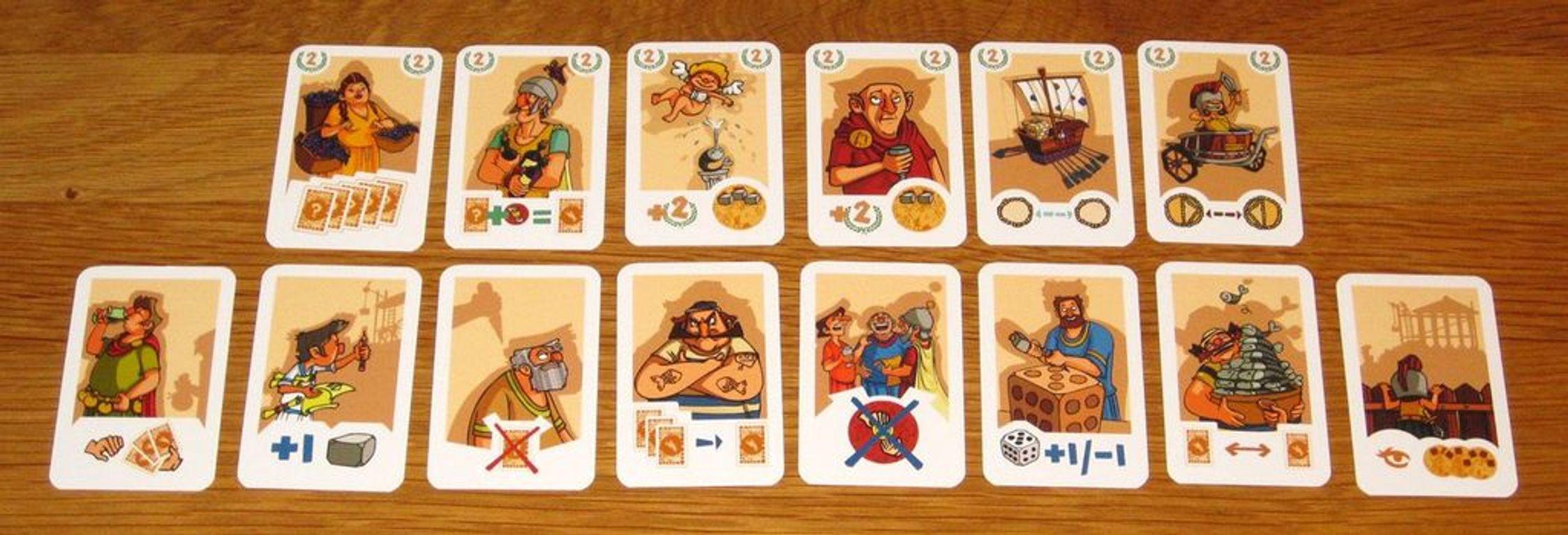 Burdigala cards