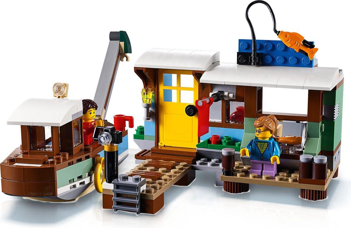 Riverside Houseboat alternative