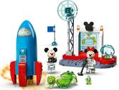 LEGO® Disney Mickey Mouse & Minnie Mouse's Space Rocket gameplay
